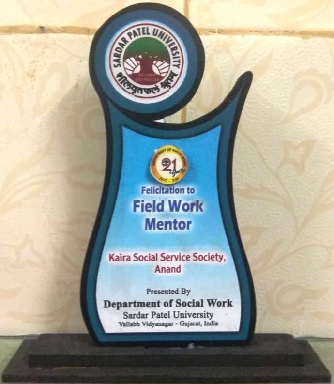 Field Work Mentor