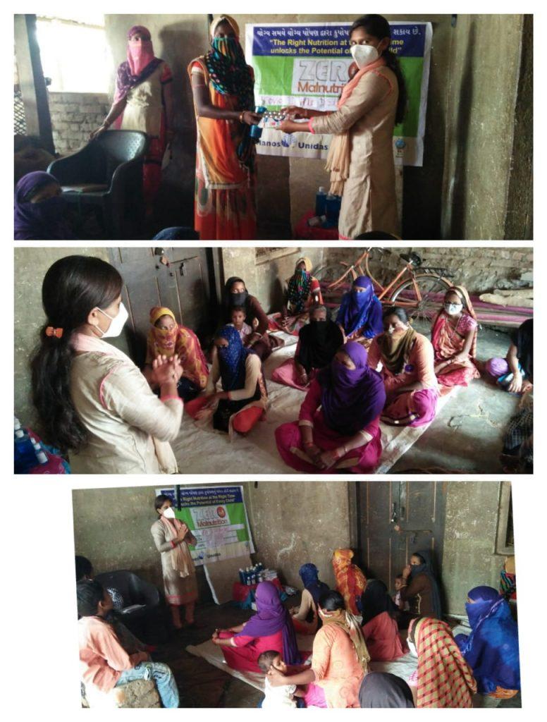 Kits Distribution Program - Zero malnutrition.